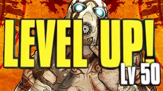 Borderlands 2 : Level 50 Exploit, Level 50 in an Hour