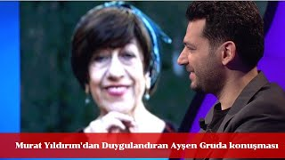 Murat Yıldırım'dan duygulandıran Ayşen Gruda Konuşması / Kim Milyoner olmak ister?