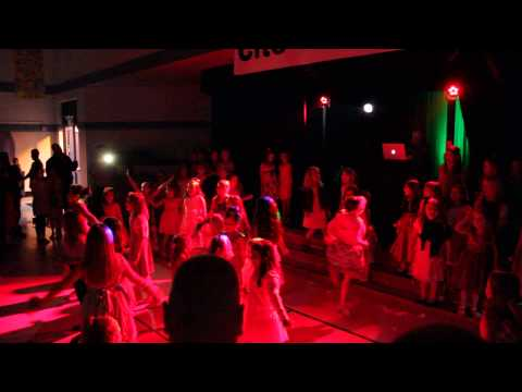 Florence Markofer Elementary School Daughter Daddy Dance 2014
