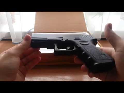 Обзор пневматического пистолета GLOCK 23 Боевой Ар