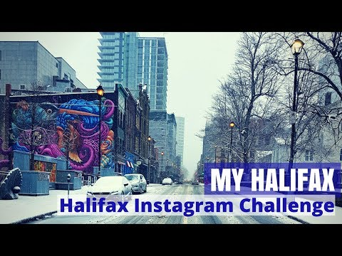 Halifax Instagram Challenge - My Halifax - Things To Do In Halifax, Nova Scotia