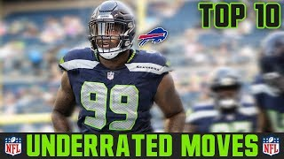 The Most UNDERRATED NFL Free Agency Signings | Underrated Moves of The NFL Offseason
