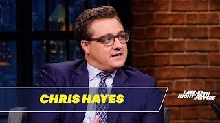 Chris Hayes Wants to See Buttigieg, Warren, Harris, Sanders and Biden Debate Each Other