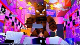 Freddy Fazbear Murder Mystery !! | Minecraft FNAF Roleplay