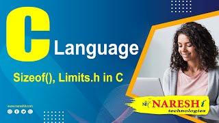 Sizeof(), Limits.h in C | C Language Tutorial