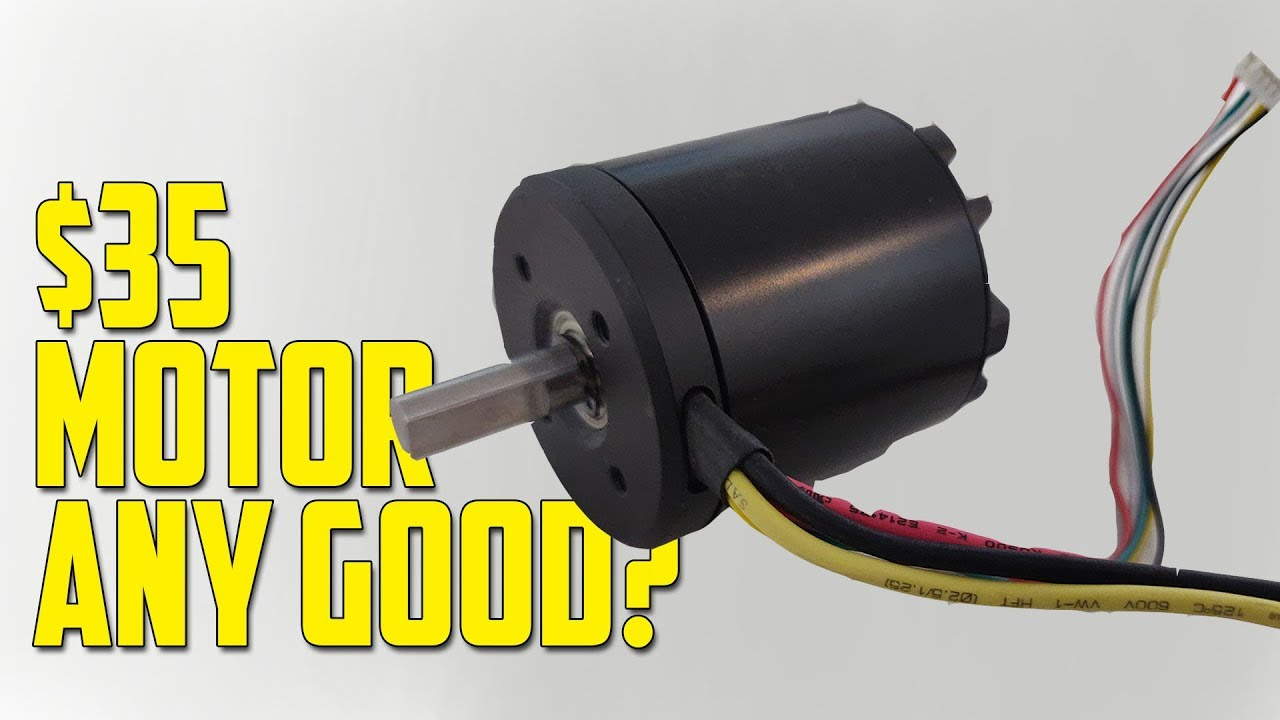 Ep2 - 5065 Motor from China - Unboxing and First Impressions!