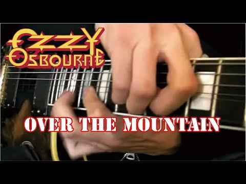 Ozzy Osbourne - Over The Mountain  :by Gaku