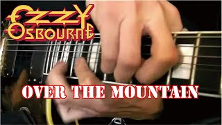 Ozzy Osbourne - Over The Mountain  :by Gaku