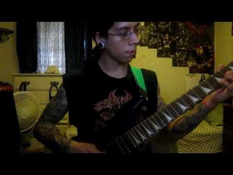 Black Valor Guitar Cover