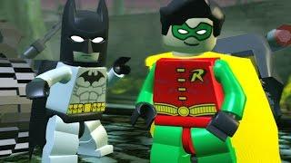 LEGO Batman: The Video Game Walkthrough - Episode 1-2 The ...
