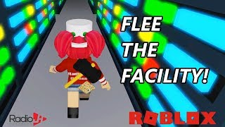 Will I Be The Beast In Roblox FLEE THE FACILITY? | RadioJH Games