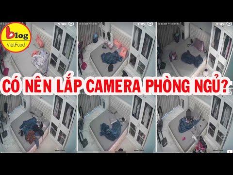clip co gai hai phong bi hack camera - Loạt gia đình bị hack camera phòng ngủ làm lộ thông tin riêng tư