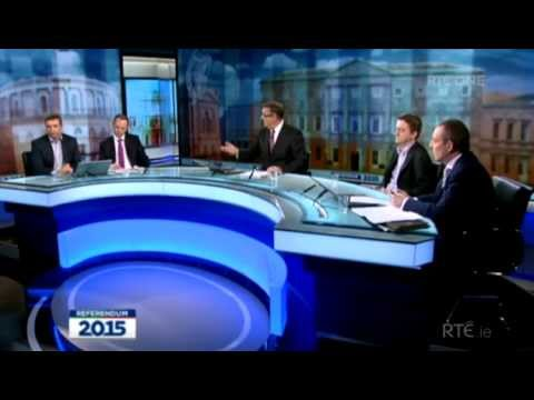 RTE Prime Time - Clip of Marriage Referendum Coverage