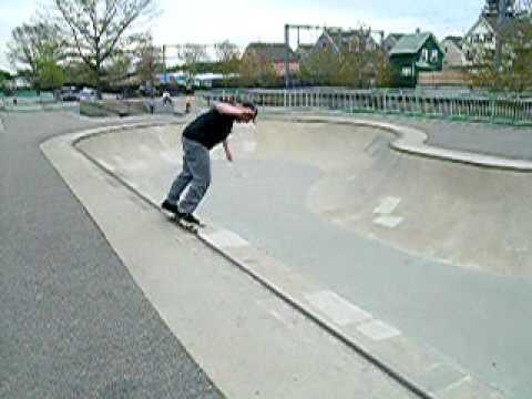 James - Hyde Park, MA - I