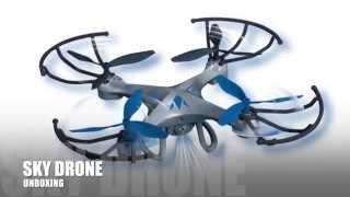 SKY DRONE van Gear2Play - Uitleg installeren - UNBOXING