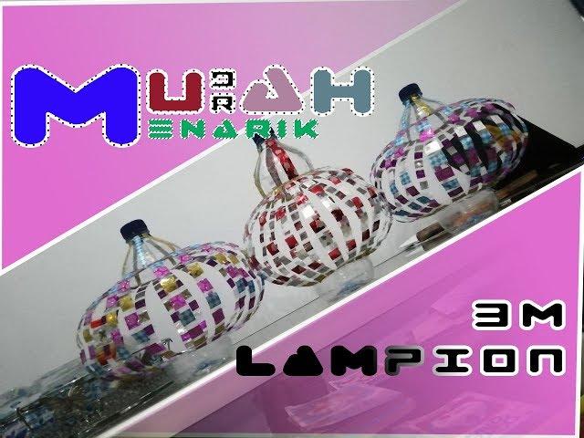 3M Lampion Botol Bekas