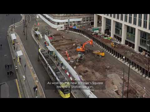 ST Peter's Square Transformation