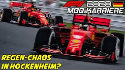 F1 2020 MOD KARRIERE #11: Hockenheimring, Deutschland GP | Formel 1 2019 Gameplay German