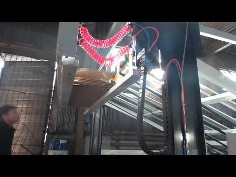 Оборудование для высечки и печати гофрокартон