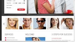 17+ Best Dating Website Templates - Template Monster