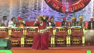 Chirraiyya Gonda - Chhattisgarhi Stage Program At Rajim Kumbh 2016 - Chhattisgarhi Folk Song