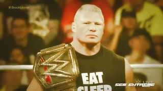 WWE PPVs Promo: John Cena vs. Brock Lesnar - Night Of Champions 2014