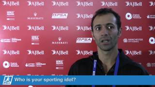 Squash : Two minutes with Amr Shabana