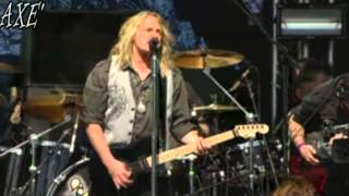 MICHAEL SCHENKER [  ROCK YOU LIKE A HURRICANE ] LIVE HIGH VOLTAGE