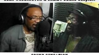 GLEN WASHINGTON & SAMMY DREAD dubplate session (SOUND SENSATION) @ Dainjamentalz USA 2