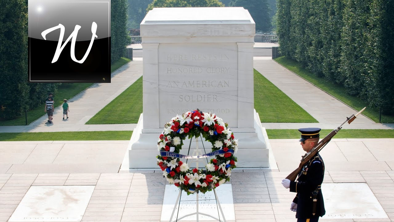 Arlington National Cemetery, Washington [HD] - YouTube