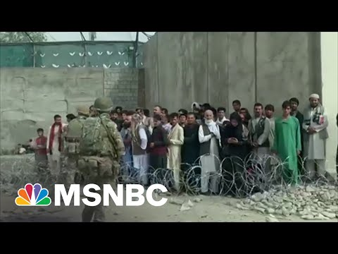 Engel Details Corridor Outside Kabul Airport, Site Of Possible Infiltration