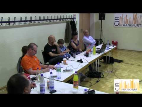"""CIB Frankfurt """"Nukleare Abrüstung und Rüstungskontrolle"""" (6) Abschlussdiskussion"""