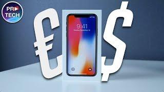 Где купить iPhone X дешевле? | ProTech