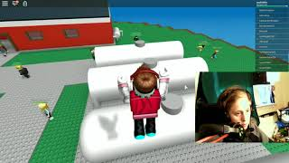 ROBLOX natrural Disaster Survival 3 (I'm so sorry (English)