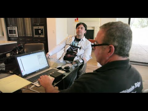 Congressional Candidate Yuriy Seretsky takes polygraph test