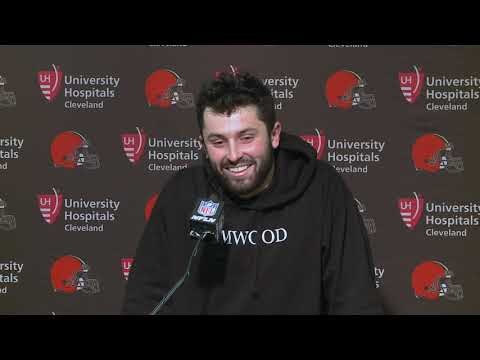 "Baker Mayfield ""We Have Someone We Believe in Calling the Plays Now"" 