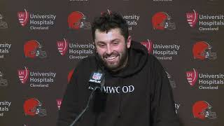 """Baker Mayfield """"We Have Someone We Believe in Calling the Plays Now"""""""