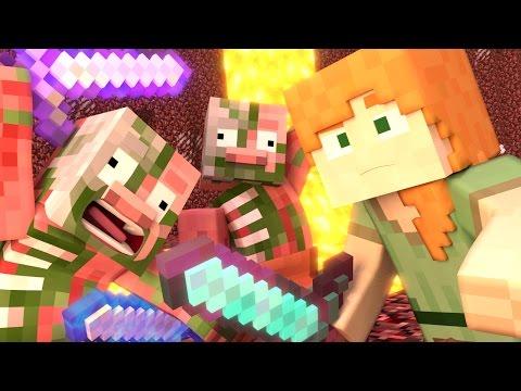 "♫ ""Alex Life"" - Minecraft Animation (Music Video)"