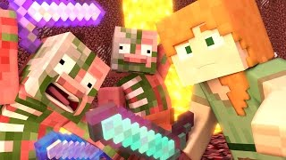 "♫ ""Alex Life"" - Minecraft Animation (Music Video)"
