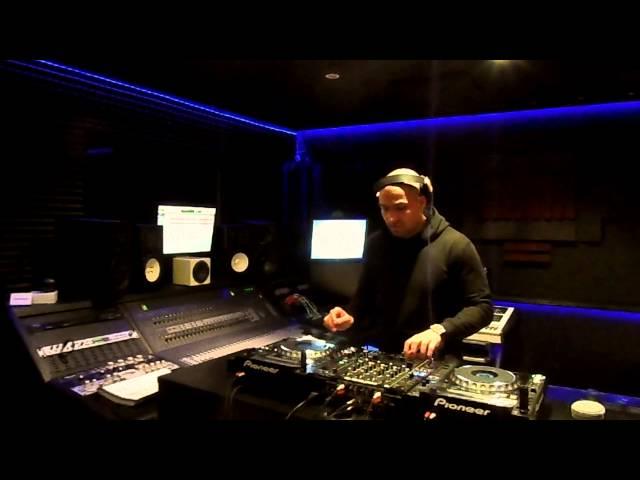 Dj R-Wan - Live Video Mix - Dec 2k15