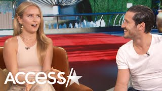 Sailor Brinkley-Cook Reveals She 'Fully Blacked Out' On 'DWTS' Routine: 'Thank God For Muscle Memory