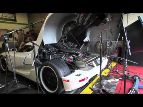 Koenigsegg CCX FLAMES | Automotive Beauty | eGarage