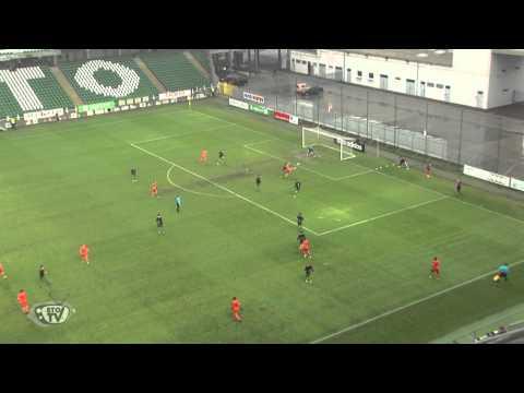 Mayer Milan gólja az SZTK ellen