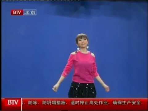 BTV北京衛視 -- 張靚穎錄制卡酷動畫春晚新聞片段