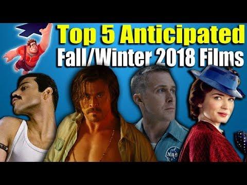 Top 5 Anticipated Fall/Winter 2018 Films w/ FilmFan0599, MC Deadpool, Kevin Falk, & MORE!!!