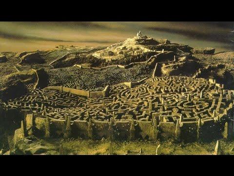 Загадочный лабиринт хребта Зюраткуль