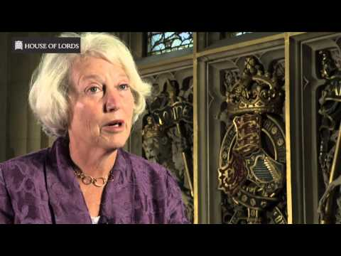 Baroness Hayman | Stories of Democracy | House of Lords