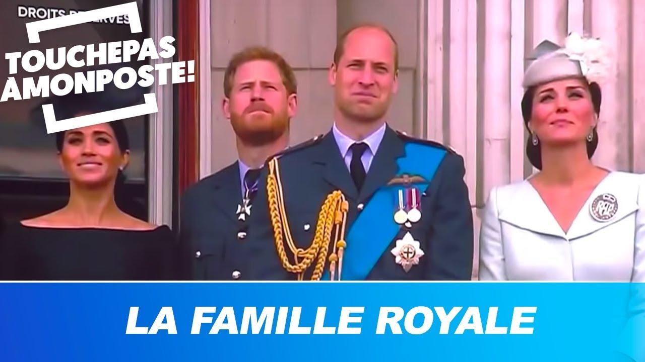 Guerre dans la famille royale : Meghan Markle VS Kate Middleton ?