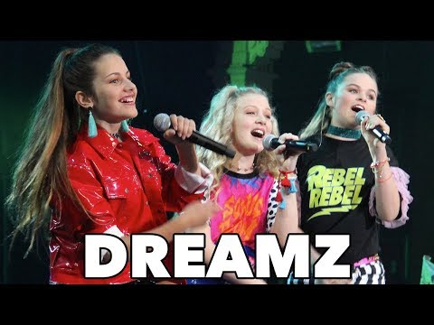 DREAMZ - CHAINED TO THE RHYTHM | 1e HALVE FINALE  | JUNIORSONGFESTIVAL.NL🇳🇱
