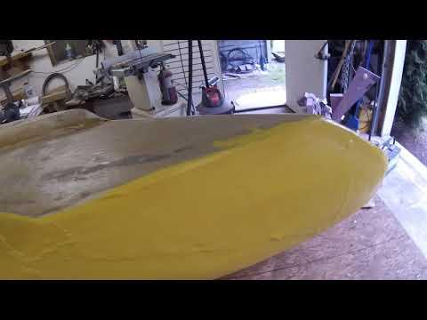 Rickyak fiberglass resin on the bottom part 8